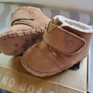 Baby Tom's Cuna booties